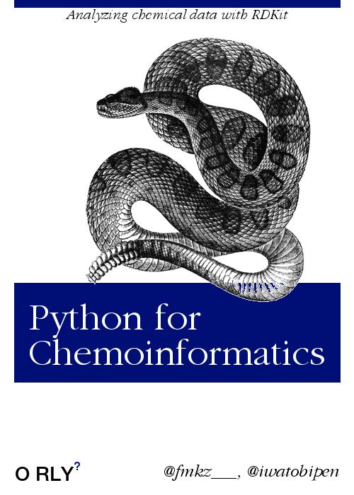 python for chemoinformatics
